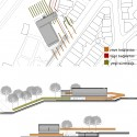 Sisli Halide Edip Adivar Mosque and Social Complex Winning Proposal (24) diagram