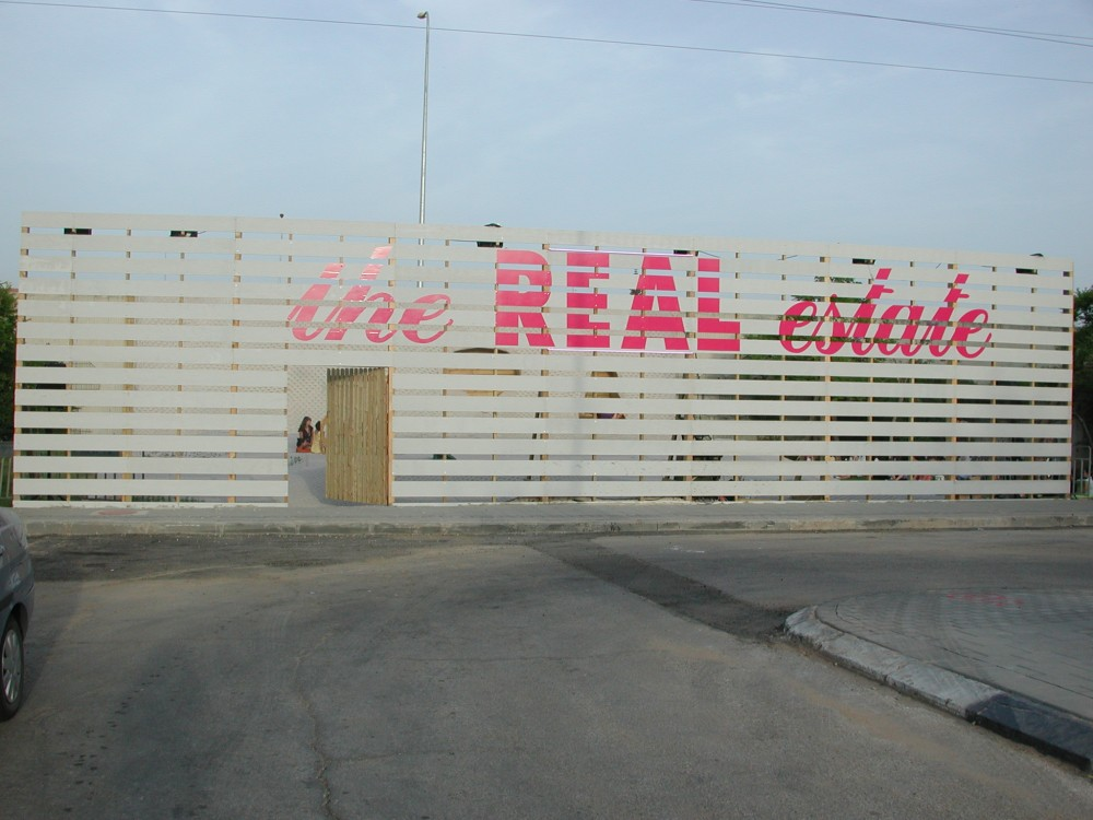 """the REAL estate"" / AL/Arch"