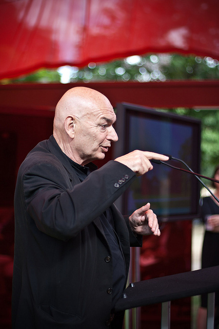 Jean Nouvel selected to design new National Art Museum of China