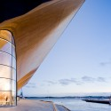 ALA Architects - Kilden Performing Arts Centre in Kristiansand, Norway - 01 - Photo by Ivan Baan ss Kilden Performing Arts Centre; Kristiansand, Norway / ALA Architects  © Ivan Baan
