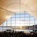 ALA Architects - Kilden Performing Arts Centre in Kristiansand, Norway - 05 - Photo by Ivan Baan Kilden Performing Arts Centre; Kristiansand, Norway / ALA Architects  © Ivan Baan