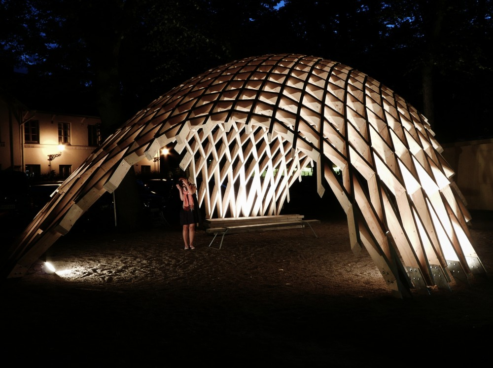 Venice Biennale 2012: Finnish Pavilion presents New Forms in Wood