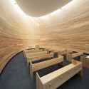 K2S Architects - Chapel Of Silence in Helsinki, Finland - 03 - Photo by Tuomas Uusheimo Chapel Of Silence; Helsinki, Finland / K2S Architects © Marko Huttunen