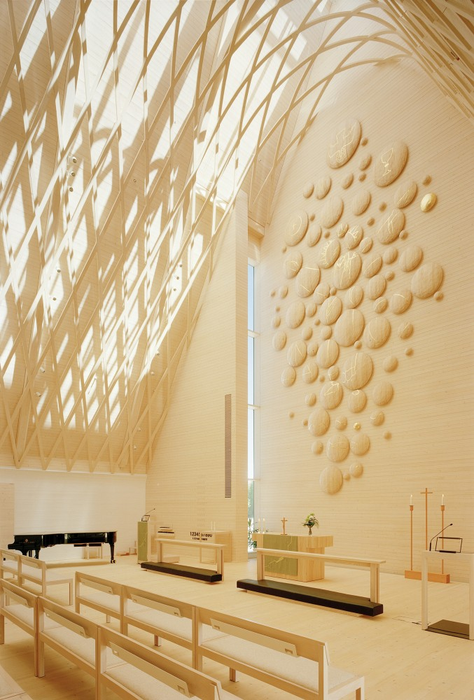 "Venice Biennale 2012: Finnish Pavilion presents ""New Forms in Wood"""