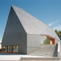 Lassila Hirvilammi Architects - Kuokkala Church in Jyvskyl, Finland - 05 - Photo by Jussi Tiainen Kuokkala Church; Jyvskyl, Finland / Lassila Hirvilammi Architects  Jussi Tiainen