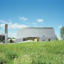 Lassila Hirvilammi Architects - Kuokkala Church in Jyvskyl, Finland - 06 - Photo by Jussi Tiainen Kuokkala Church; Jyvskyl, Finland / Lassila Hirvilammi Architects  Jussi Tiainen