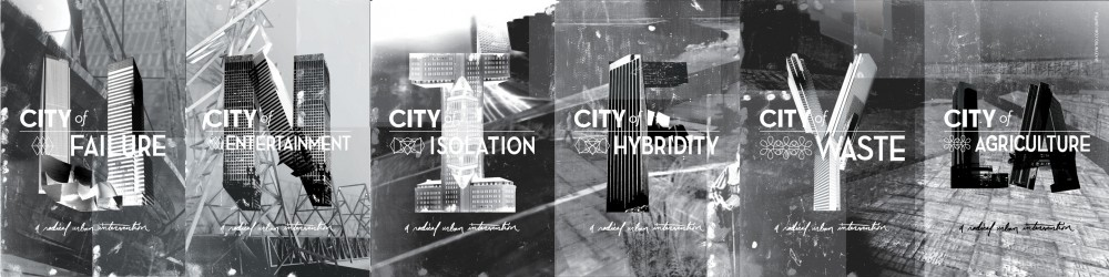 Unify L.A.: A Radical Urban Intervention Proposal / Mikey Nitro