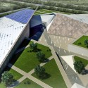 National Museum of Afghanistan Proposal (1) Courtesy of RMC Architects & Engineers