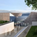 National Museum of Afghanistan Proposal (4) Courtesy of RMC Architects & Engineers