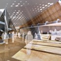 National Museum of Afghanistan Proposal (5) Courtesy of RMC Architects & Engineers