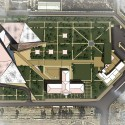 National Museum of Afghanistan Proposal (8) site plan