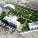 National Museum of Afghanistan Proposal (2) Courtesy of RMC Architects & Engineers