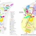 Site Plan, Village Health Works 40-acre Master Plan / Louise Braverman, Architect Site Plan, Village Health Works 40-acre Master Plan; Courtesy of Louise Braverman Architect