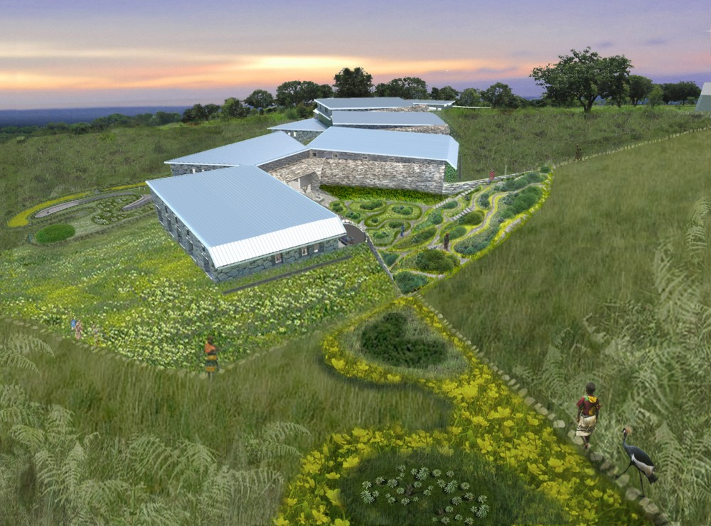 Village Health Works 40-acre Master Plan / Louise Braverman Architect