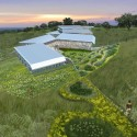 Village Health Works 40-acre Master Plan / Louise Braverman, Architect Village Health Works 40-acre Master Plan / Louise Braverman, Architect; Courtesy of Louise Braverman Architect