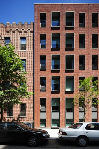 The Hegeman / Cook+Fox Architects (1) © Cook+Fox Architects