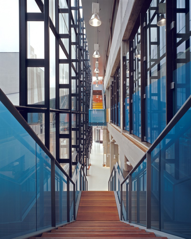Mediatheek Delft / Dok Architecten