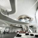 Dalian Planning Museum / 10 Design (4) Courtesy of 10 Design
