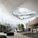 Dalian Planning Museum / 10 Design (6) Courtesy of 10 Design