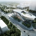 Dalian Planning Museum / 10 Design (3) Courtesy of 10 Design