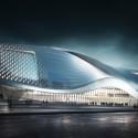 Dalian Planning Museum / 10 Design (1) Courtesy of 10 Design