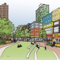 Seward Park Mixed-Use Development Project Courtesy of NYC EDC