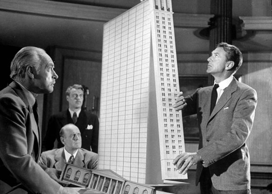 Films &#038; Architecture: &#8220;The Fountainhead&#8221;