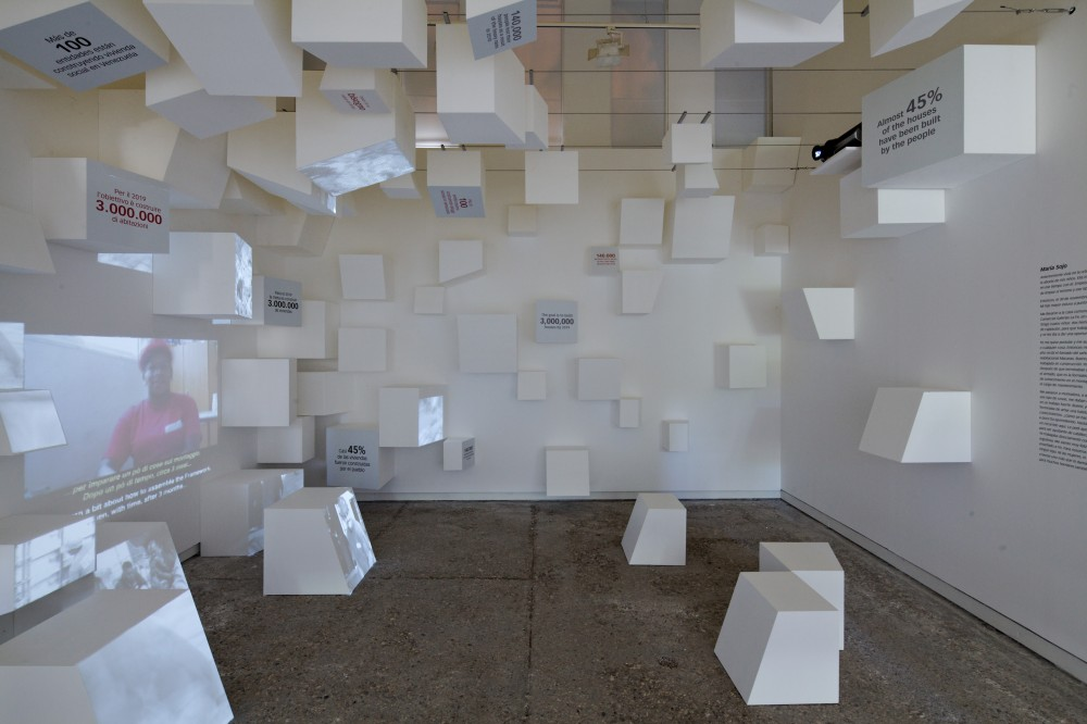 Venice Biennale 2012: Venezuela Pavilion