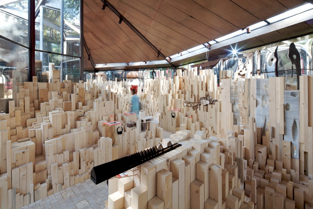 Venice Biennale 2012: Migrating Landscapes / Canada Pavilion