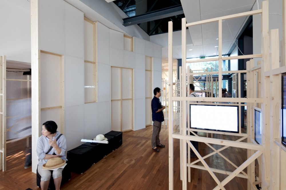 Venice Biennale 2012: Walk in Architecture / Republic of Korea Pavilion