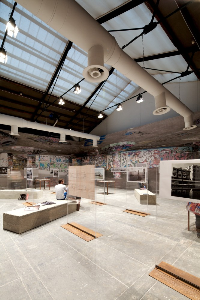 Venice Biennale 2012: Public Works, Architecture by Civil Servants / OMA
