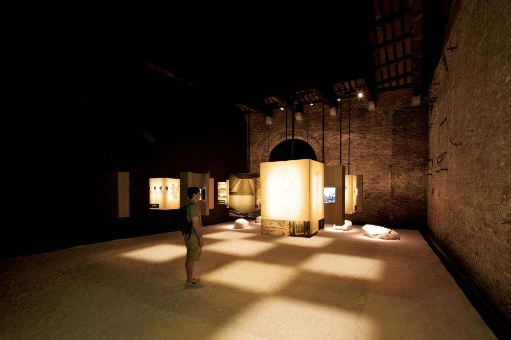 Venice Biennale 2012: CANCHA &#8211; Chilean Soilscapes / Chile Pavilion