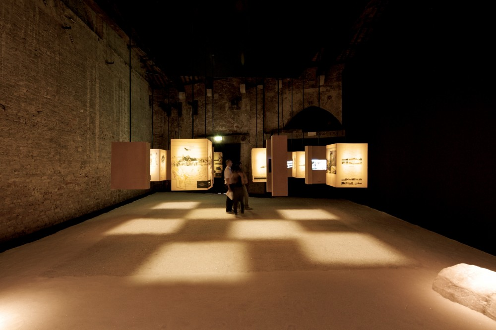 Venice Biennale 2012: CANCHA – Chilean Soilscapes / Chile Pavilion