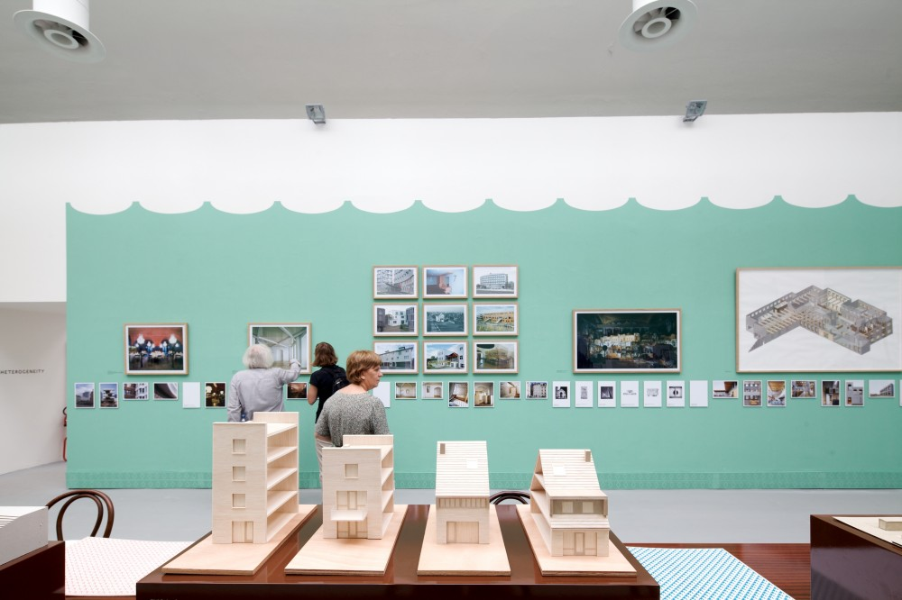 Venice Biennale 2012: Pasticcio / Caruso St. John