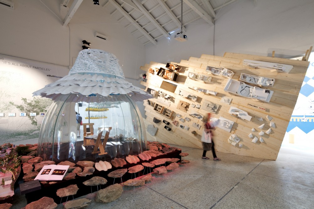 Venice Biennale 2012: SPAINLab / Spain Pavilion