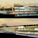 Adana City Hall and Cultural Center (19) 3D sections