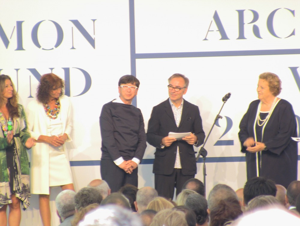 Venice Biennale 2012: Awards ceremony, big winners: Alvaro Siza, Japan and Urban Think Tank