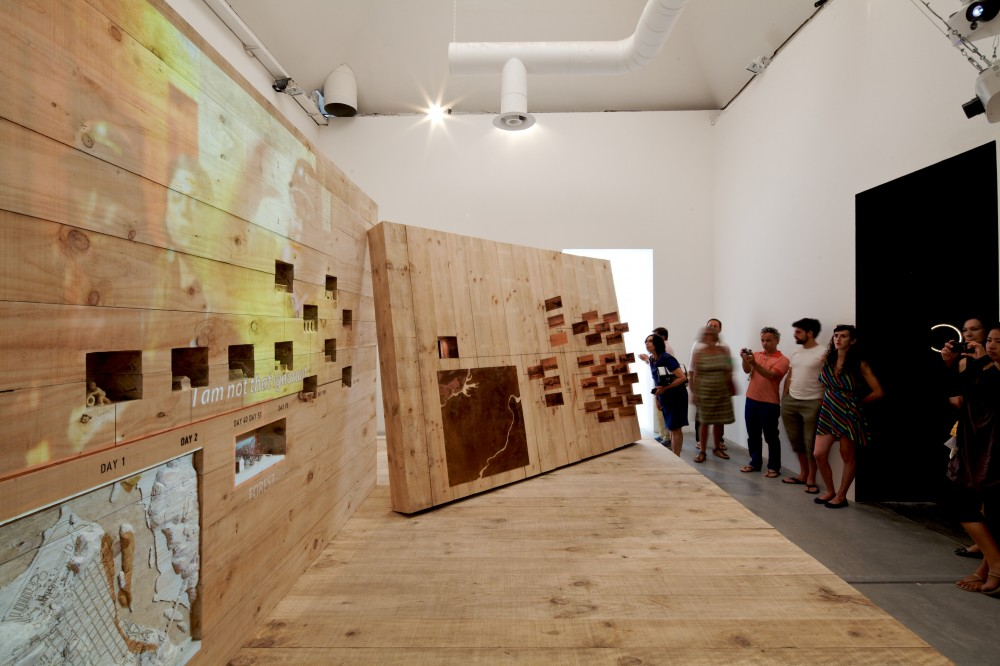 Venice Biennale 2012: The Magnet and the Bomb / ELEMENTAL