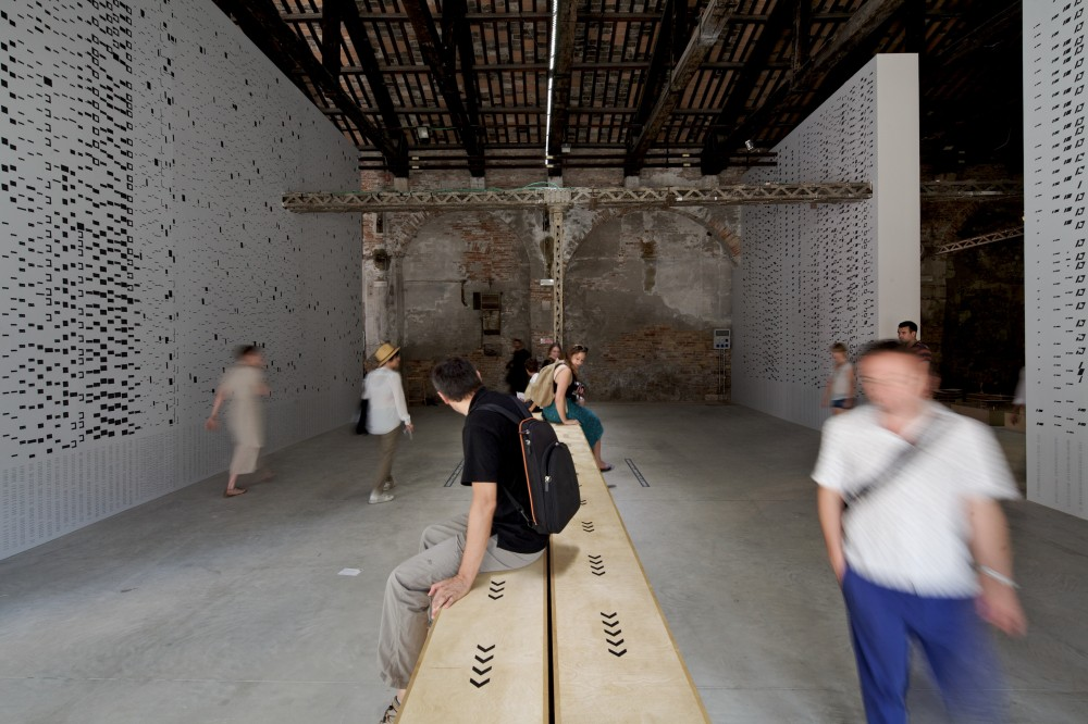 Venice Biennale 2012: Shifting Grounds (Beyond National Architecture) / Ireland Pavilion