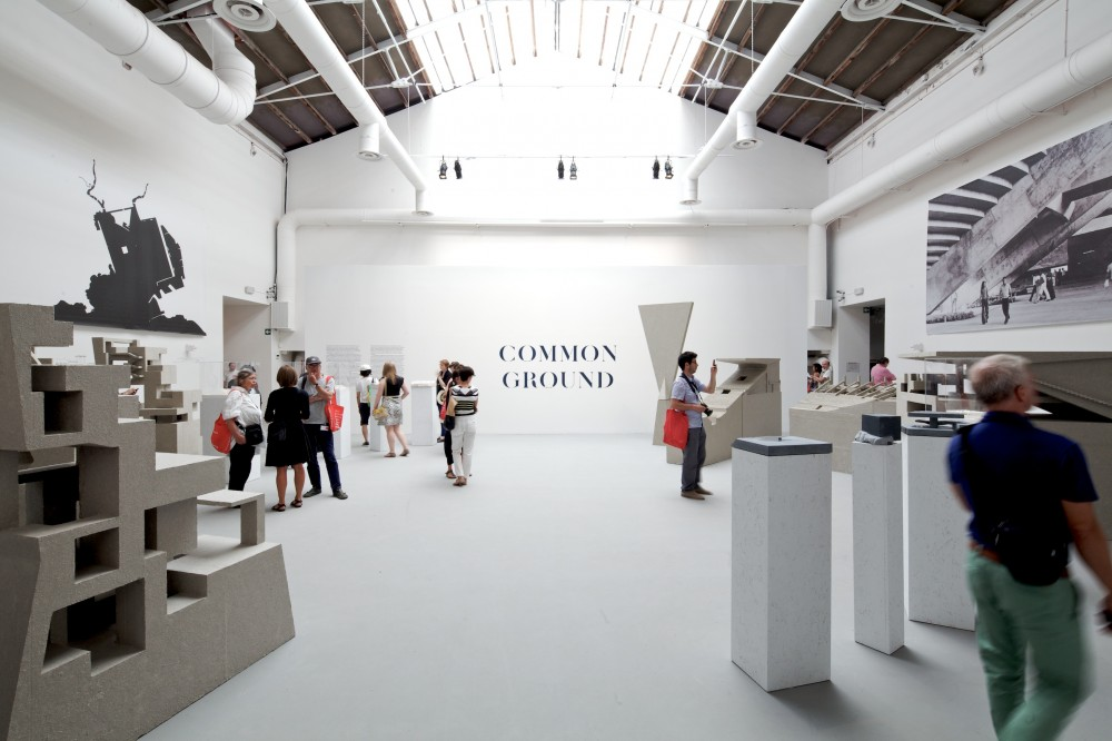 Venice Biennale 2012: Architecture as New Geography / Grafton Architects, Silver Lion Award