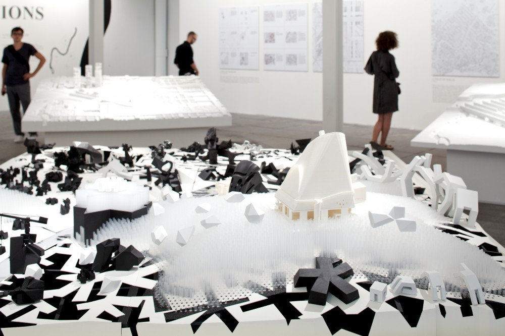 Venice Biennale 2012: The Piranesi Variations / Peter Eisenman
