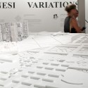 Venice Biennale 2012: Peter Eisenman (2) A Field of Diagrams / Eisenman Architects © Nico Saieh