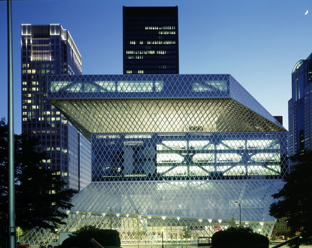 Rem Koolhaas wins 2012 Jencks Award