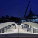 Illumination: Small Olympic Hall (7) © Andreas J. Focke / architekturfoto.org