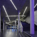Illumination: Small Olympic Hall (5)  Andreas J. Focke / architekturfoto.org