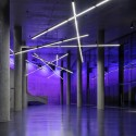 Illumination: Small Olympic Hall (3)  Andreas J. Focke / architekturfoto.org