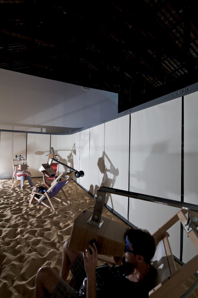 Venice Biennale 2012: Revisit – Customizing Tourism / Cyprus Pavilion
