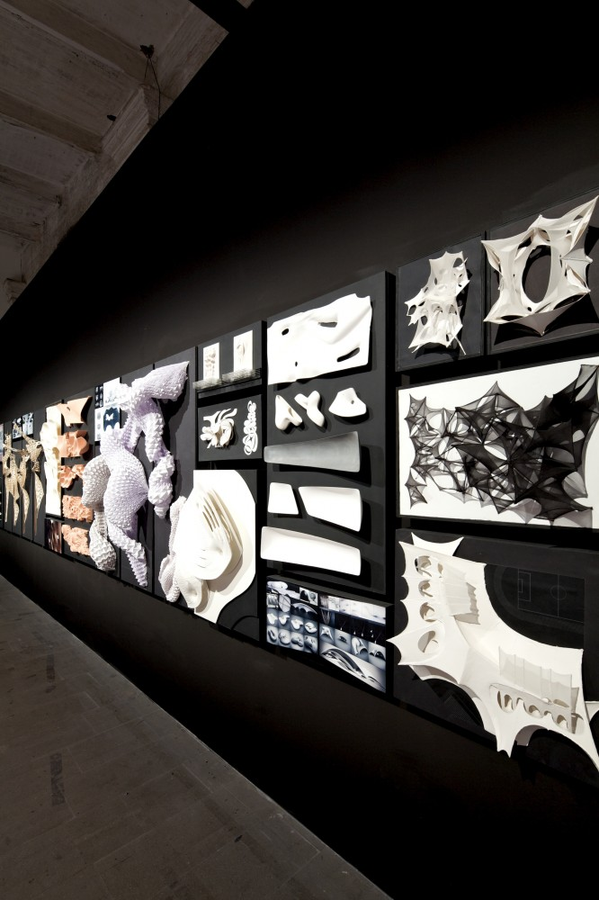 Venice Biennale 2012: Arum / Zaha Hadid