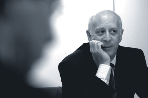 Paul Goldberger awarded Vincent Scully Prize