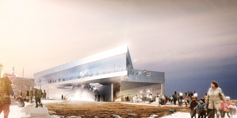 Greenland Migrating / Henning Larsen Architects
